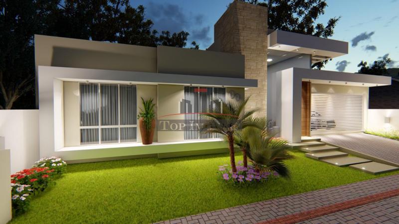 Casa de Alto Padrão   2 Quartos + 1 Suíte   Piscina e Jacuzzi   Sistema Fotovoltaico   Previsão de entrega para Julho de 2022