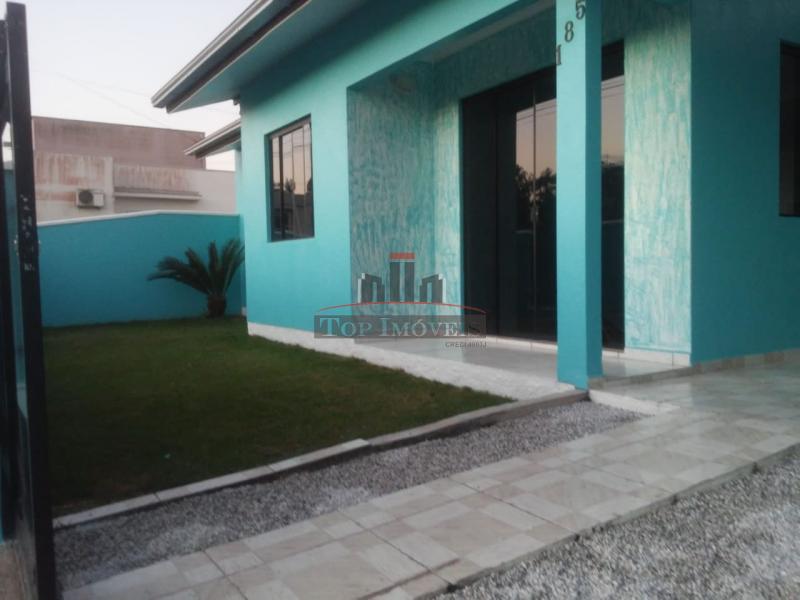 Casa com 3 quartos com 119m² | Terreno com 286m² | Limoeiro, Brusque - SC
